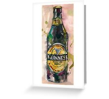 Guinness Beer _  Greeting Card