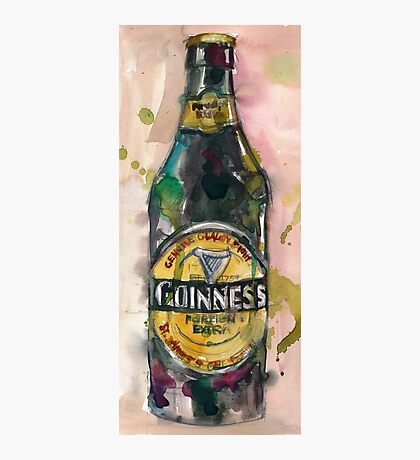 Guinness Beer _  Photographic Print