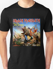 IRON MAIDEN - THE TROOPER Unisex T-Shirt