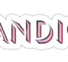 Candice Sticker
