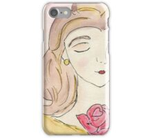Beauty is Within iPhone Case/Skin