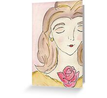 Beauty is Within Greeting Card