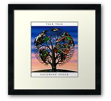 Talk Talk - Laughing Stock Framed Print