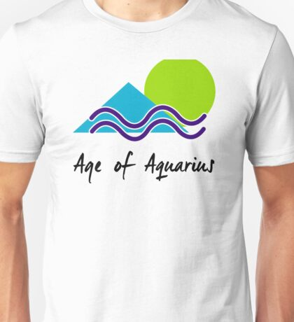 Age of Aquarius Unisex T-Shirt