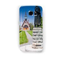 Church at Grand Pre, Nova Scotia Samsung Galaxy Case/Skin