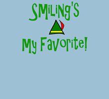 Elf Quote - Smiling's My Favorite! Unisex T-Shirt