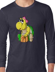 Poopa Troopa (girl) Long Sleeve T-Shirt