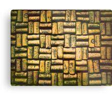 Corks Metal Print