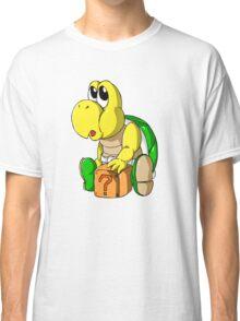 Poopa Troopa (boy) Classic T-Shirt