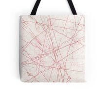 EXTERMINATE Red Tote Bag