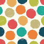 Retro Dots by daisy-beatrice