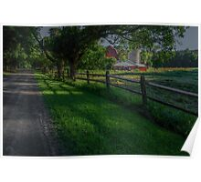 Partridge Hill Road Poster