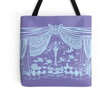 Moonlight Circus - Purple and Blue Tote Bag