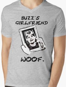Home Alone: Buzz's Girlfriend Mens V-Neck T-Shirt