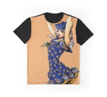 Yasuho Graphic T-Shirt