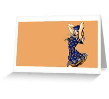 Yasuho Greeting Card