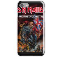 IRON MAIDEN 4 iPhone Case/Skin
