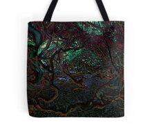 Mangrove Forest Tote Bag