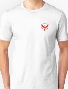 Pokemon GO- Team Valor Unisex T-Shirt