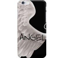 Supernatural-Angel-Castiel iPhone Case/Skin