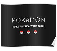 Pokemon for 2016 Poster