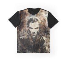 Benedict Cumberbatch - Khan (grunge) Graphic T-Shirt