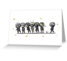 COUNTER STRIKE - ¿GLOBAL OFFENSIVE? Greeting Card