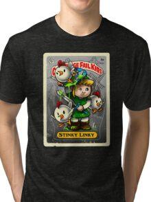 Stinky Linky Tri-blend T-Shirt