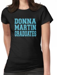 Beverly Hills 90210 - Donna Martin Graduates Womens Fitted T-Shirt