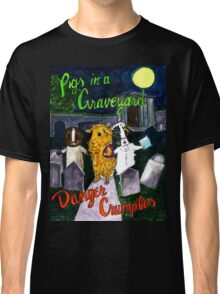 Pigs in a Graveyard by Danger Crumples  Classic T-Shirt