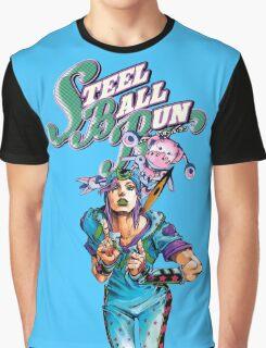 Johnny Joestar - SBR Graphic T-Shirt