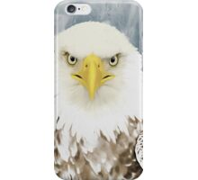 American Bald Eagle iPhone Case/Skin
