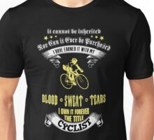 I own it forever the title cyclist Unisex T-Shirt
