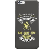 I own it forever the title cyclist iPhone Case/Skin