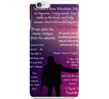 Supernatural-Dean iPhone Case/Skin