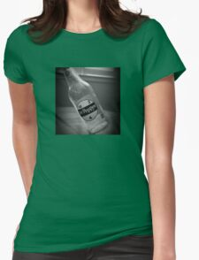 Dr. Pepper 10, 2, 4 Womens Fitted T-Shirt