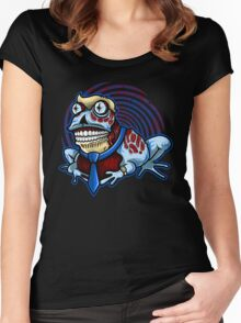 HypnOBEYtoad Women's Fitted Scoop T-Shirt