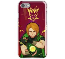 Ninja Never Quits - Lloyd ver iPhone Case/Skin