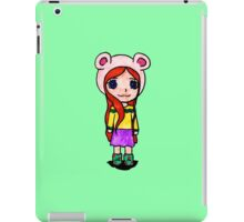Chibi Bear Cub iPad Case/Skin