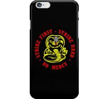 COBRA KAI Karate Kid All Valley iPhone Case/Skin