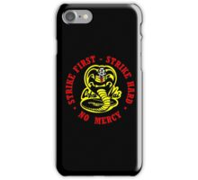 COBRA KAI Karate Kid All Valley iPhone Case/Skin