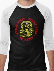 COBRA KAI Karate Kid All Valley Men's Baseball ¾ T-Shirt