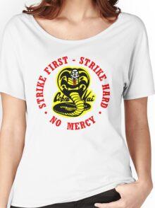 COBRA KAI Karate Kid All Valley Women's Relaxed Fit T-Shirt