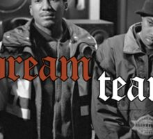 Illmatic Dream Team - Nas, DJ Premier, Q-Tip, Large Professor Sticker