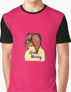 Bad Bunny Club Graphic T-Shirt