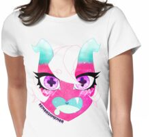 Junko's Big Debut Womens Fitted T-Shirt