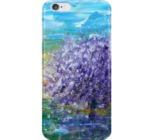 Purple Blossoms iPhone Case/Skin