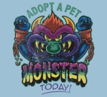Adopt a Pet Monster Kids Clothes