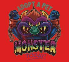 Adopt a Pet Monster Kids Tee