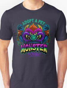 Adopt a Pet Monster Unisex T-Shirt